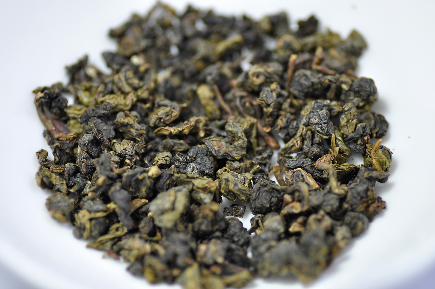 Organic Formosa Dong Ding Oolong - 50g