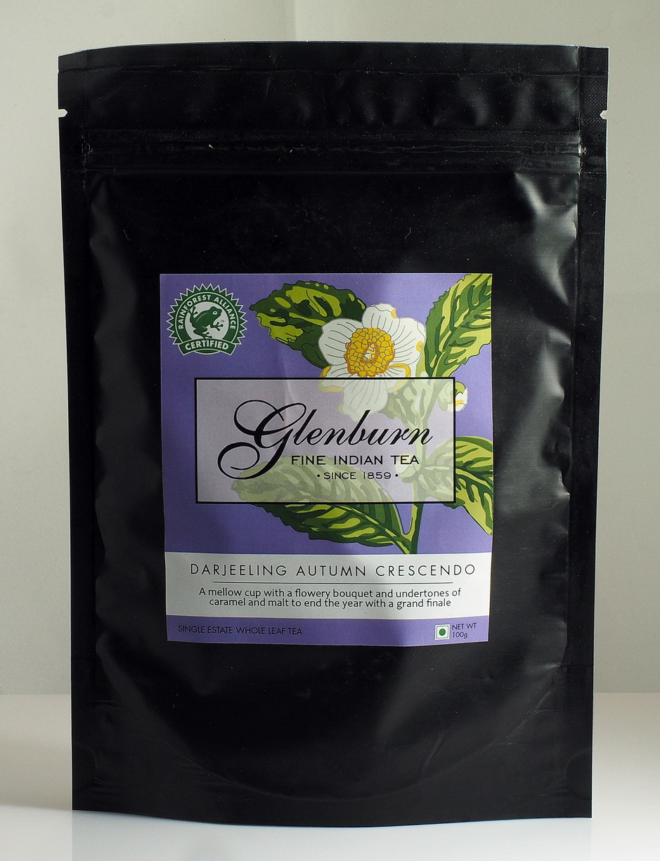 Glenburn Autumn Crescendo - 100g
