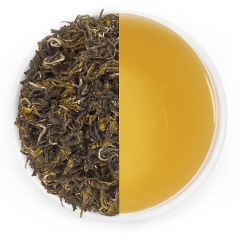 Halmari Gold Green tea - 50 g